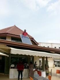 Sonnenstrom nicht nur in Afrika